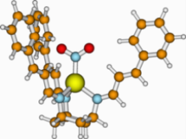 Transition metal clusters